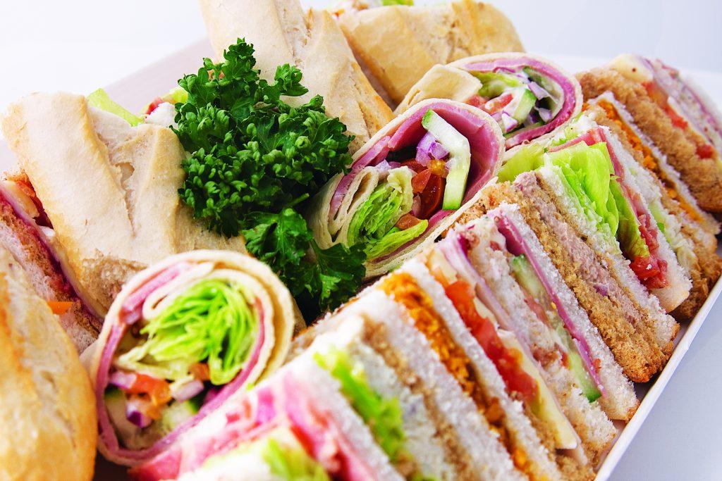 kitchen sandwich platter