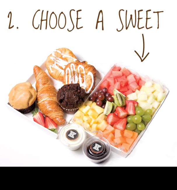 Choose a KITCHEN sweet